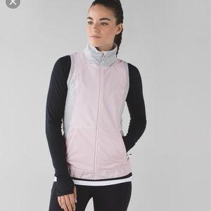 Lululemon let's get visible pink vest